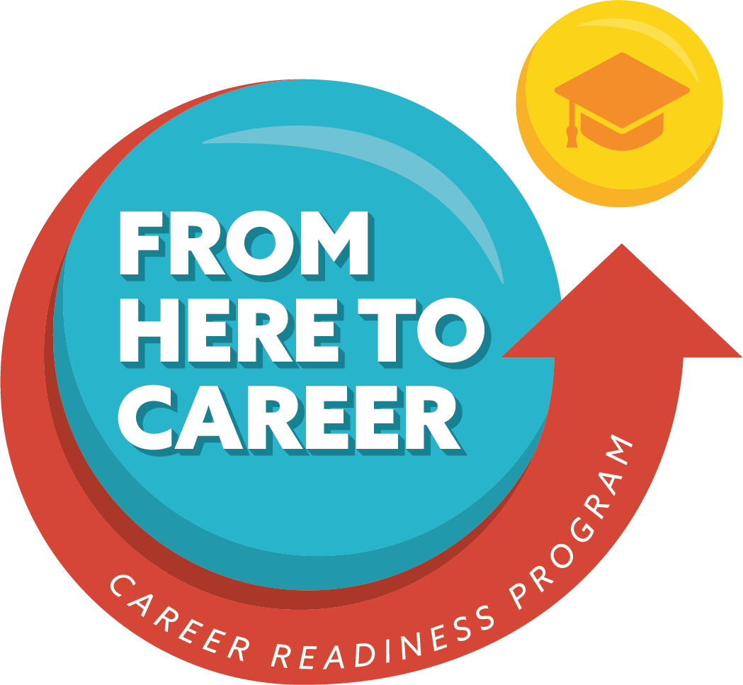 From Here to Career Logo