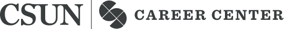 CSUN Career Center Logo